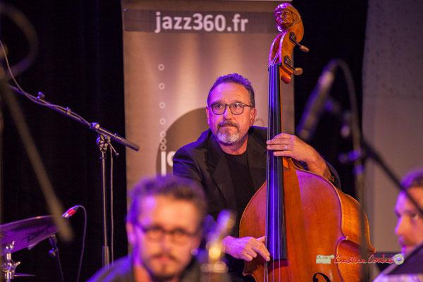 François Mary; Docteur Nietzsche fait son grand huit, Festival JAZZ360 2019, Saint-Caprais-de-Bordeaux. 05/06/2019