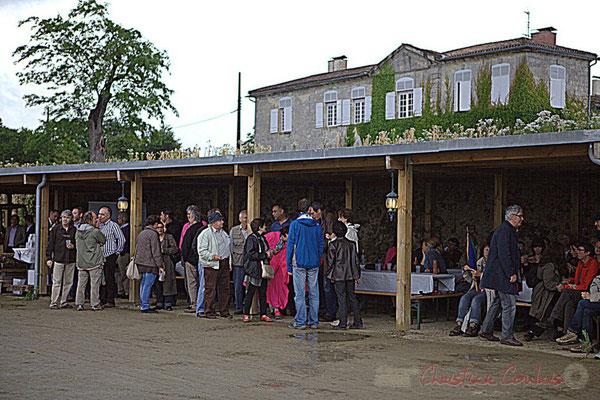 Festival JAZZ360 2012, château Lestange, Quinsac. Dimanche 10 juin 2012
