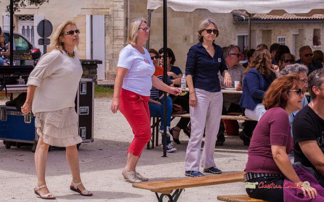 """""""On y danse, on y danse à petits pas"""" The Protolites, Festival JAZZ360 2019, Quinsac. 09/06/2019"""