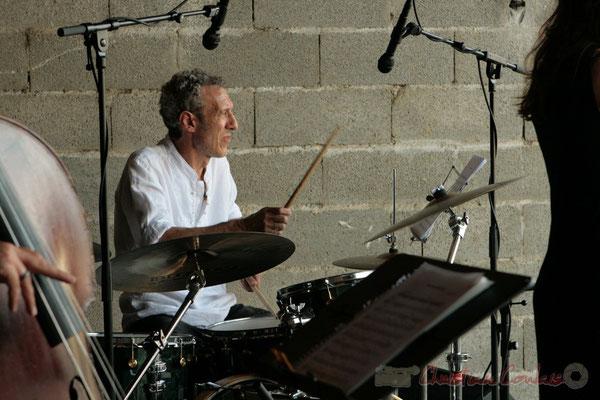 Iano Anzelmo; Florinda Piticchio & Balarm Quartet, Festival JAZZ360, Cénac. 05/06/2011