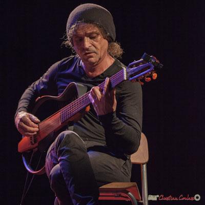 Philippe Bayle, Soirée Cabaret JAZZ360, Cénac, 18 mars 2017