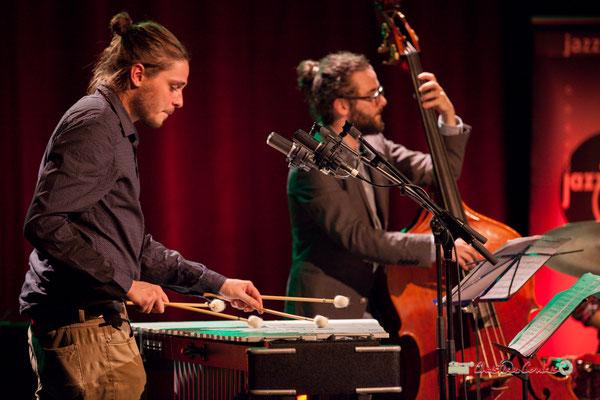 Félix Robin, Louis Laville; Capucine Quartet, Soirée Cabaret JAZZ360, Cénac. Samedi 16 mars 2019