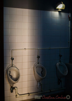 Sun men's toilets, Base sous-marine, Bordeaux