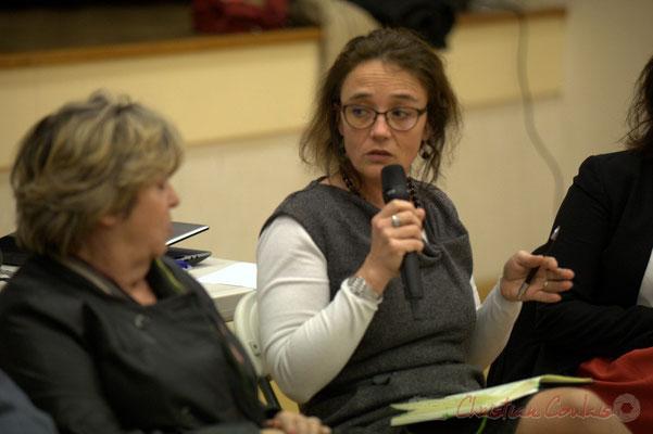 Mathilde feld, candidate aux Elections départementales 2015