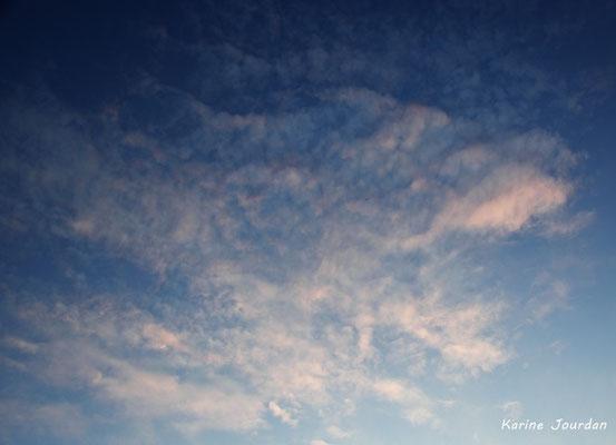 Ciels et nuages. Photographie : Karine Jourdan