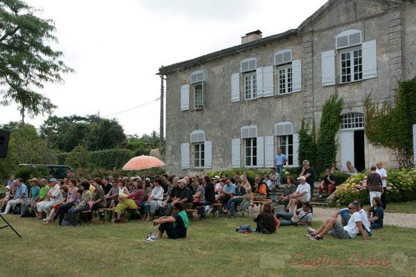 Philippe Bayle Trio, Festival JAZZ360, Château Lestange, Quinsac. 05/06/2011