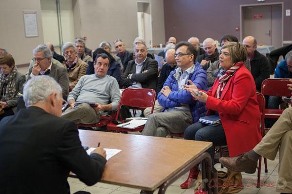 Catherine Veyssy, Vice-présidente du Conseil régional, Maire de Cénac