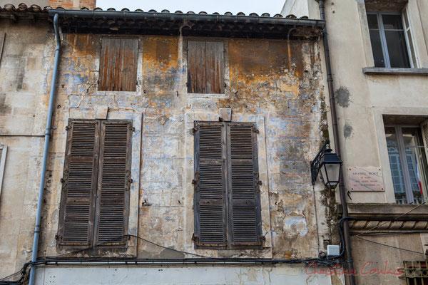 57 Façade de maison, Arles