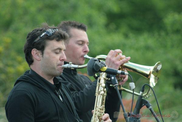 Fabien Lastère, saxophone
