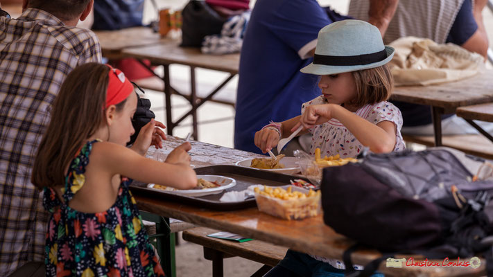 """Ya même des frites !"" Festival JAZZ360 2018, Quinsac. 10/06/2018"