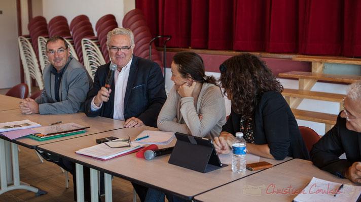 Jean-Marie Darmian, Conseil consultatif citoyen du canton de Créon, Sadirac