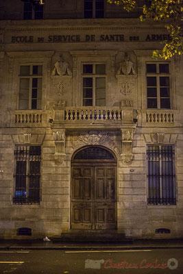 L'École du Service de Santé des Armées de Bordeaux, appelée Santé-Navale, formait jusqu'en 2011, des médecins destinés à servir au sein du Ministère de la Défense