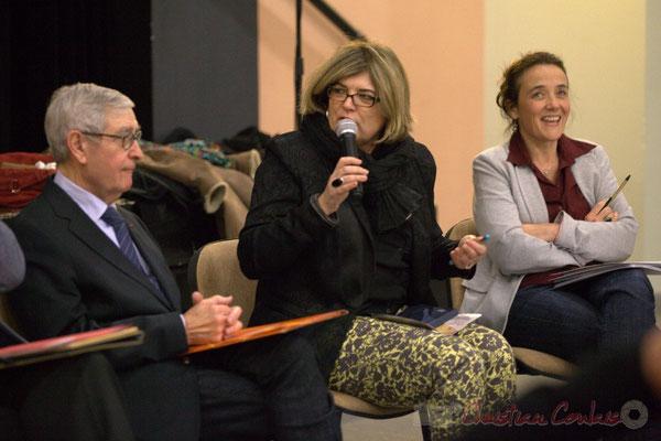 6 mars 2015, Catherine Veyssy reçoit Jean-Marie-Darmian, Campagne pour les élections départementales, Solidarité territoriale, Cénac