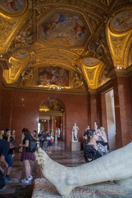 Art romain, Musée du Louvre
