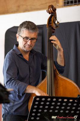 Christophe Jodet; Serge Moulinier Quintet. Festival JAZZ360 2018, Camblanes-et-Meynac. 09/06/2018
