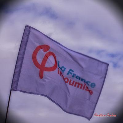 La France insoumise. Manifestation intersyndicale, Bordeaux, mardi 5 octobre 2021. Photographie © Christian Coulais