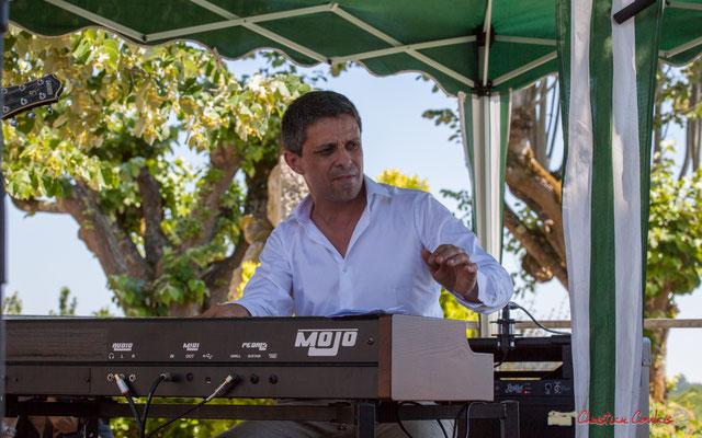 Hervé Saint-Guirons; Soul Jazz Rebels. Festival JAZZ360, 10 juin 2017, Camblanes-et-Meynac