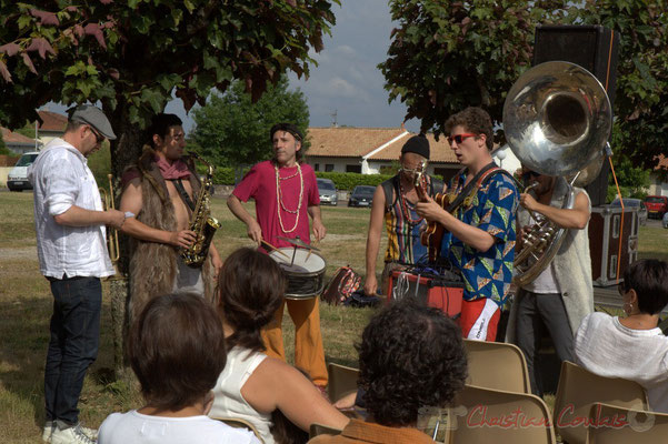 Festival JAZZ360 2015, Elephant Brass Machine, 12/06/2016