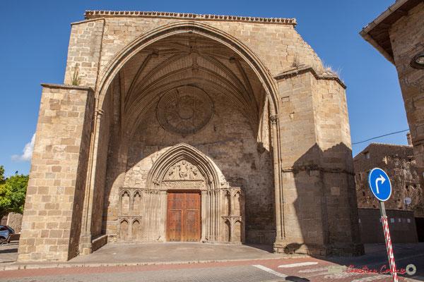 Iglesia de San Salvador, Sangüesa, Navarra