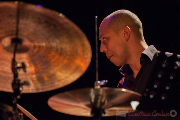 Donald Kontomanou, Géraldine Laurent Quartet. Festival JAZZ360, Cénac, 11/06/2016