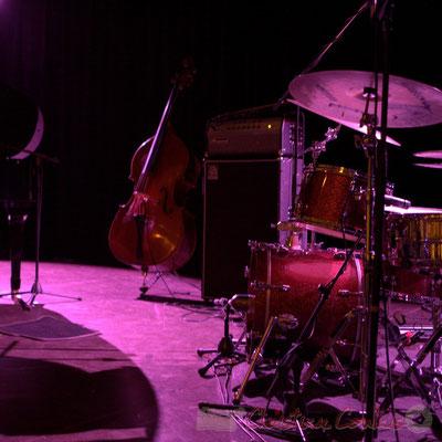 """""""Avant-concert 2"""" Frédéric Borey """"Lines"""" Quartet, Festival JAZZ360 2012, Cénac. 08/06/2012"""
