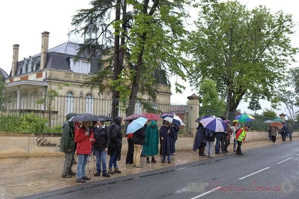 Château Lamothe, Cénac; Randonnée jazzy avec les Choraleurs. Festival JAZZ360 2012, dimanche 10 juin 2012
