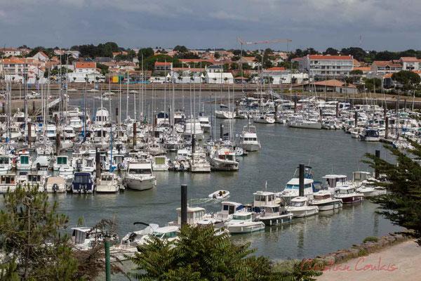 Port de plaisance, Saint-Gilles-Croix-de-Vie, Vendée, Pays de la Loire