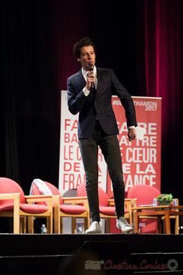 Jeune socialiste, chauffeur de salle, Théâtre Fémina, Bordeaux. #benoithamon2017