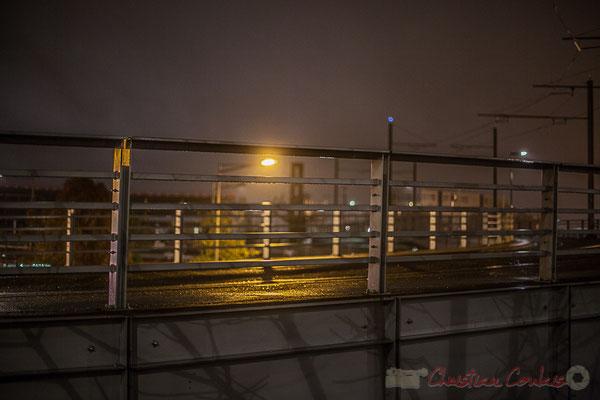 Gare Saint-Jean, Bordeaux. Pont du Guit, ligne C du tramway