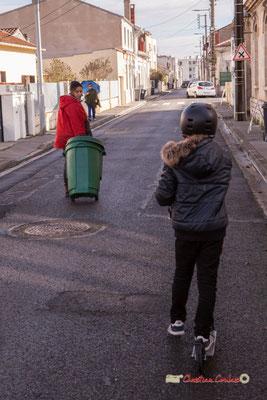 Marion; Françoise; Regards en biais, Cie La Hurlante, Hors Jeu / En Jeu, Mérignac. Samedi 24 novembre 2018