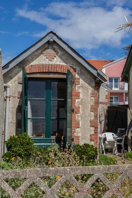 Habitat traditionnel, Corniche vendéenne, Vendée, Pays de la Loire