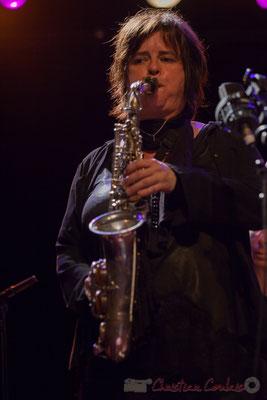 """Géraldine Laurent, Géraldine Laurent """"At work"""" Quartet. Festival JAZZ360, Cénac, 11/06/2016"""