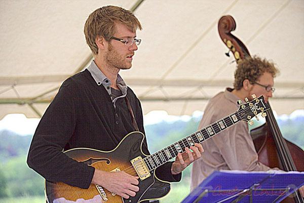 Clément Laval; Naxee Quintet, Festival JAZZ360 2012, Quinsac. Dimanche 10 juin 2012