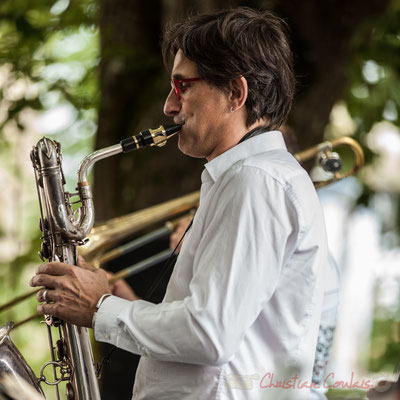 Eric Séva Quartet : Eric Séva. Festival JAZZ360 2016, Camblanes-et-Meynac