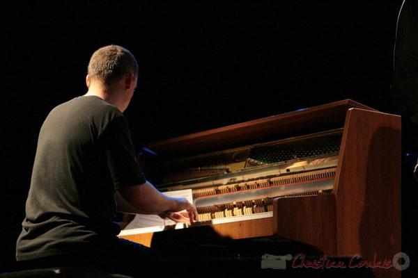 Jean-Yves Jung; Roger Biwandu Quintet, Festival JAZZ360 2011, Cénac. 03/06/2011