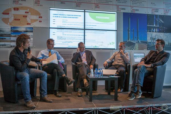 Jean-Marc Gancille, Christophe Bouneau, Jean-Louis Bergey, Patrick Sabin, Marc Lafosse, Cap Sciences, Bordeaux