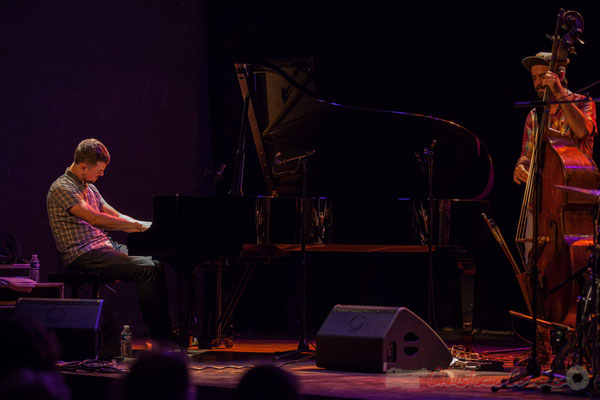 Jérôme Beaulieu, Philippe Leduc, Misc. Festival JAZZ360 2016, Cénac, 11/06/2016