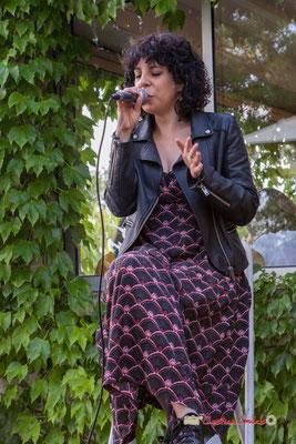 Charlotte Desbondant; Don't Explain, Festival JAZZ360 2019, Cénac. 08/06/2019