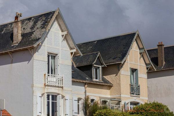 Habitat traditionnel, Corniche Vendéenne, Vendée, Payse de la Loire