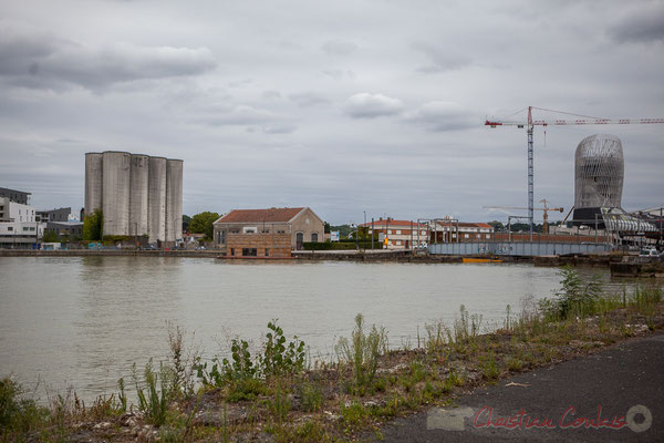 Bassins à flots, Bordeaux, Gironde