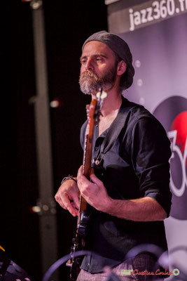 Thomas Labadens; Mayomi Moreno Project. Festival JAZZ360 2018, Latresne. 10/06/2018