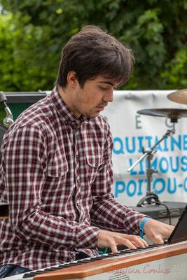 Pierre-Emmanuel Faye, Festival JAZZ360 2016, Cénac, 11/06/2016
