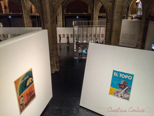 Rétrospective Alejandro Jodorowsky. Création de l'architecture d'Espace Andreas Angelidakis, CAPC Bordeaux