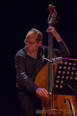 """Yoni Zelnik, Géraldine Laurent """"At work"""" Quartet, Festival JAZZ360 2016, Cénac"""
