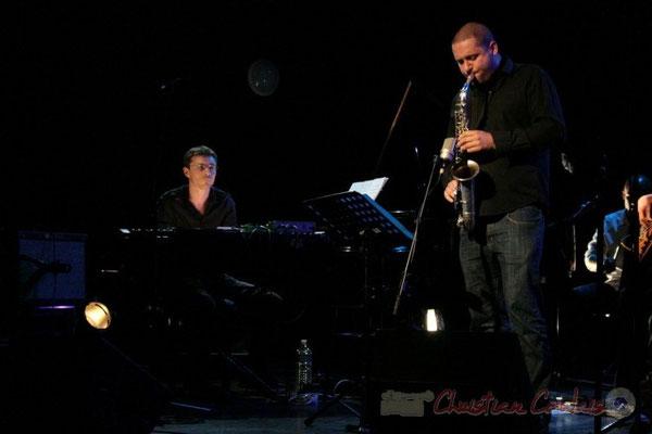Denis Guivarc'h, saxophone alto