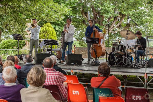 Festival JAZZ360 2016, Eric Séva Quartet à Camblanes-et-Meynac