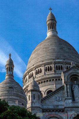 Basilique du Sacré-Cœur de Montmartre, Paris 18ème arrondissement