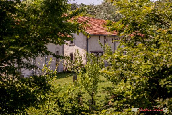 Retour sur le village Sans-Pain. Visite de l'Île Nouvelle, Gironde. 06/05/2018