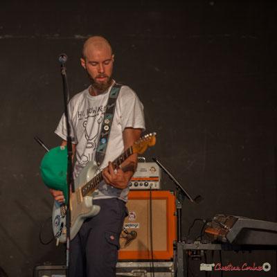 K-Ja Band. Concert de soutien des Insoumis de la 12ème circonscription de la Gironde. 28/05/2017, Targon