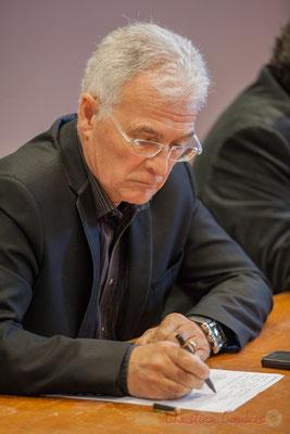 Gérard Poisbelaud, Adjoint au Maire de Tresse, supppléant à Jean-Marie Darmian, Conseiller départemental